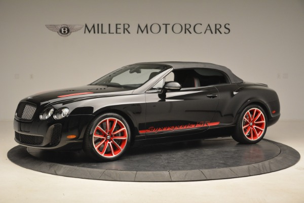 Used 2013 Bentley Continental GT Supersports Convertible ISR for sale Sold at Bentley Greenwich in Greenwich CT 06830 15