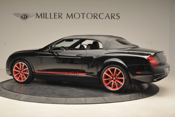 Used 2013 Bentley Continental GT Supersports Convertible ISR for sale Sold at Bentley Greenwich in Greenwich CT 06830 17