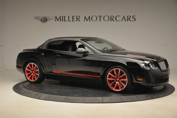 Used 2013 Bentley Continental GT Supersports Convertible ISR for sale Sold at Bentley Greenwich in Greenwich CT 06830 23