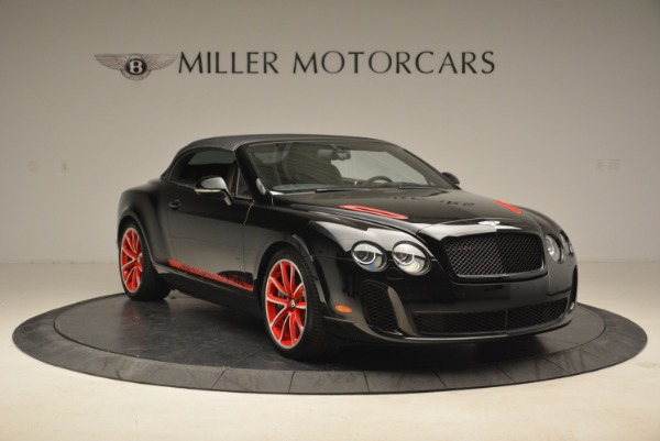 Used 2013 Bentley Continental GT Supersports Convertible ISR for sale Sold at Bentley Greenwich in Greenwich CT 06830 24