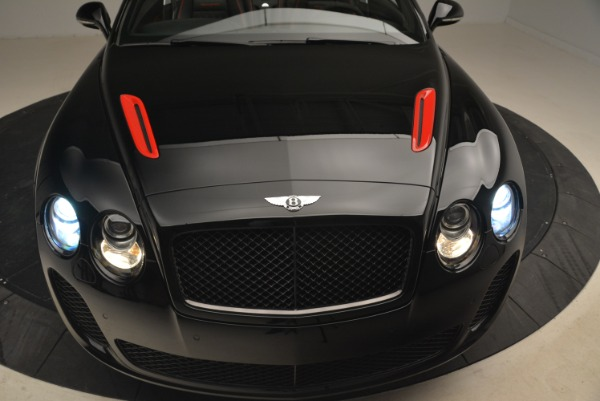 Used 2013 Bentley Continental GT Supersports Convertible ISR for sale Sold at Bentley Greenwich in Greenwich CT 06830 25