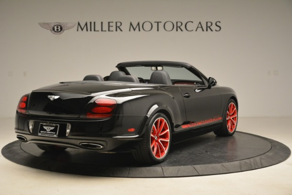 Used 2013 Bentley Continental GT Supersports Convertible ISR for sale Sold at Bentley Greenwich in Greenwich CT 06830 7