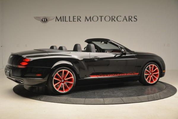 Used 2013 Bentley Continental GT Supersports Convertible ISR for sale Sold at Bentley Greenwich in Greenwich CT 06830 8