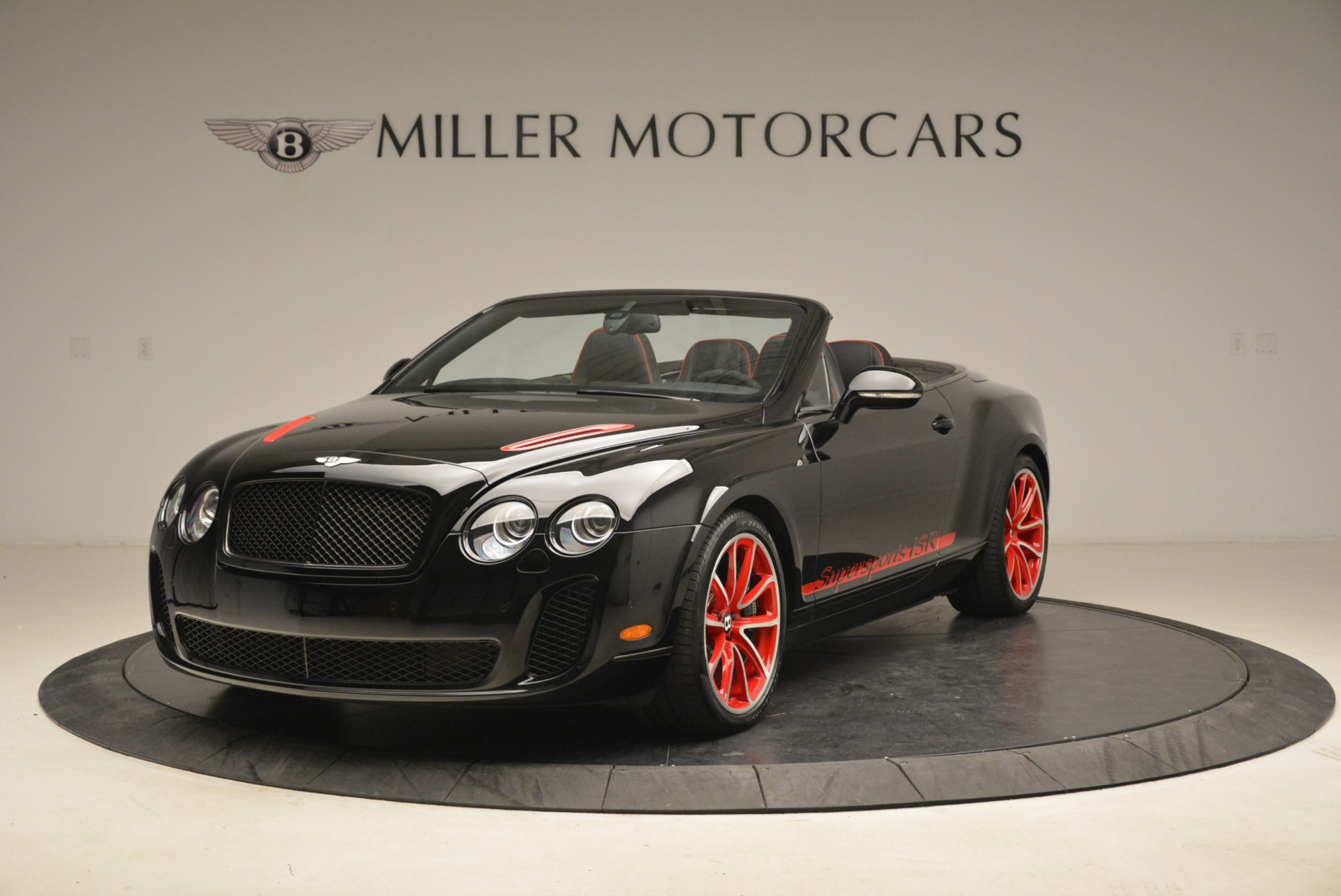 Used 2013 Bentley Continental GT Supersports Convertible ISR for sale Sold at Bentley Greenwich in Greenwich CT 06830 1