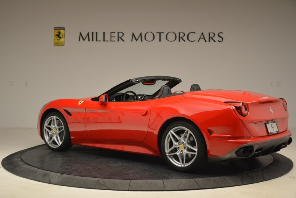 Used 2016 Ferrari California T Handling Speciale for sale Sold at Bentley Greenwich in Greenwich CT 06830 4