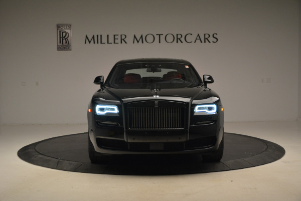 Used 2017 Rolls-Royce Ghost Black Badge for sale Sold at Bentley Greenwich in Greenwich CT 06830 12