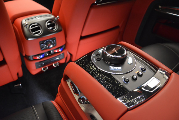 Used 2017 Rolls-Royce Ghost Black Badge for sale Sold at Bentley Greenwich in Greenwich CT 06830 24
