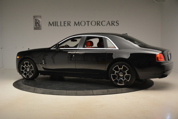Used 2017 Rolls-Royce Ghost Black Badge for sale Sold at Bentley Greenwich in Greenwich CT 06830 4
