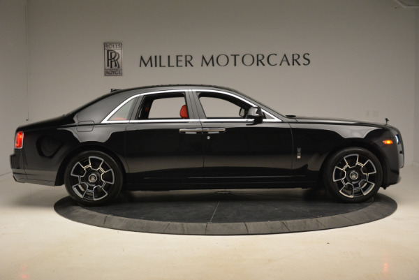 Used 2017 Rolls-Royce Ghost Black Badge for sale Sold at Bentley Greenwich in Greenwich CT 06830 9