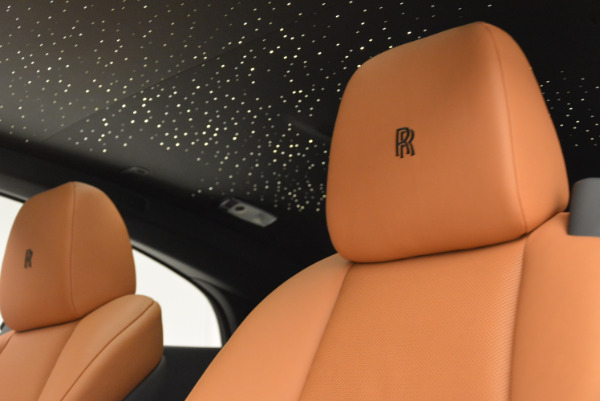 New 2018 Rolls-Royce Wraith Luminary Collection for sale Sold at Bentley Greenwich in Greenwich CT 06830 14