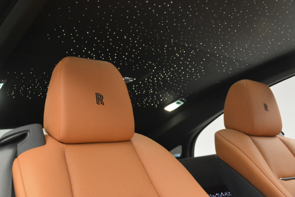 New 2018 Rolls-Royce Wraith Luminary Collection for sale Sold at Bentley Greenwich in Greenwich CT 06830 28