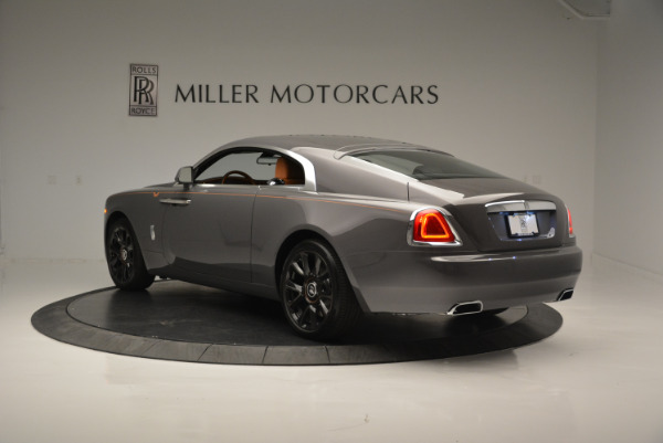 New 2018 Rolls-Royce Wraith Luminary Collection for sale Sold at Bentley Greenwich in Greenwich CT 06830 3