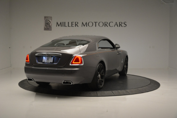New 2018 Rolls-Royce Wraith Luminary Collection for sale Sold at Bentley Greenwich in Greenwich CT 06830 5