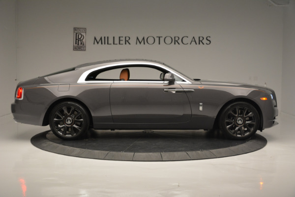 New 2018 Rolls-Royce Wraith Luminary Collection for sale Sold at Bentley Greenwich in Greenwich CT 06830 6