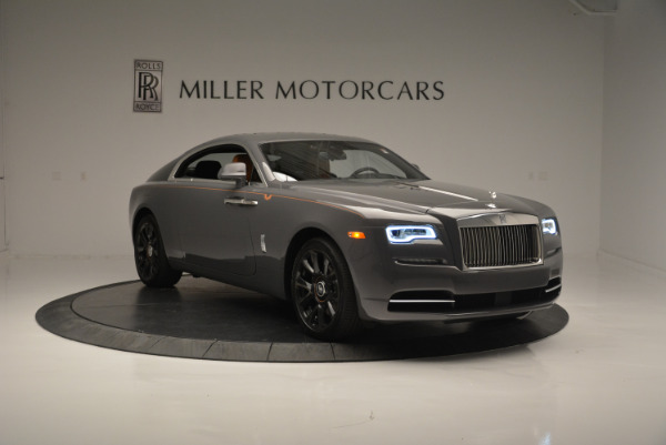 New 2018 Rolls-Royce Wraith Luminary Collection for sale Sold at Bentley Greenwich in Greenwich CT 06830 7