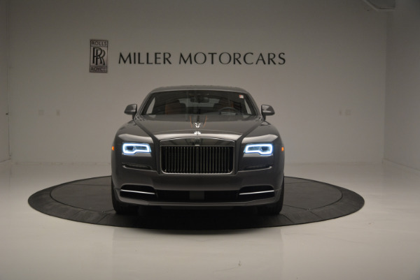 New 2018 Rolls-Royce Wraith Luminary Collection for sale Sold at Bentley Greenwich in Greenwich CT 06830 8
