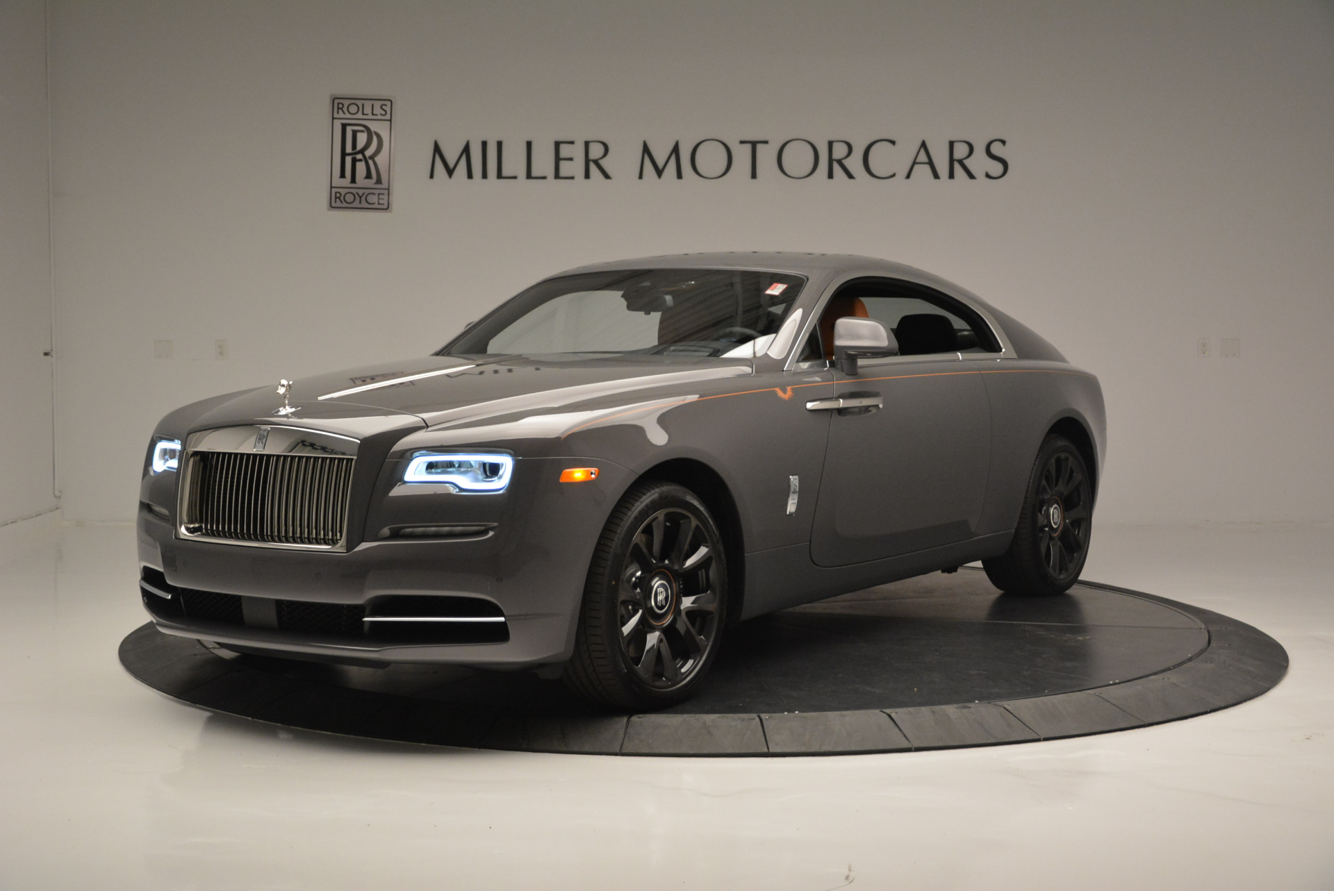New 2018 Rolls-Royce Wraith Luminary Collection for sale Sold at Bentley Greenwich in Greenwich CT 06830 1