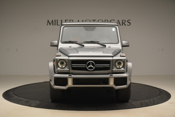 Used 2017 Mercedes-Benz G-Class AMG G 63 for sale Sold at Bentley Greenwich in Greenwich CT 06830 12
