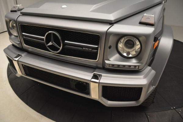 Used 2017 Mercedes-Benz G-Class AMG G 63 for sale Sold at Bentley Greenwich in Greenwich CT 06830 14