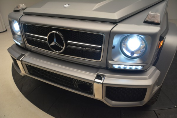 Used 2017 Mercedes-Benz G-Class AMG G 63 for sale Sold at Bentley Greenwich in Greenwich CT 06830 16