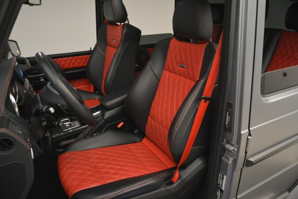 Used 2017 Mercedes-Benz G-Class AMG G 63 for sale Sold at Bentley Greenwich in Greenwich CT 06830 23