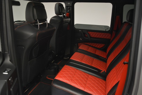 Used 2017 Mercedes-Benz G-Class AMG G 63 for sale Sold at Bentley Greenwich in Greenwich CT 06830 26