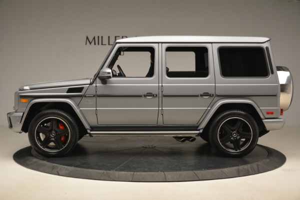 Used 2017 Mercedes-Benz G-Class AMG G 63 for sale Sold at Bentley Greenwich in Greenwich CT 06830 3