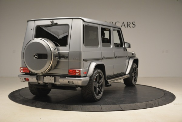 Used 2017 Mercedes-Benz G-Class AMG G 63 for sale Sold at Bentley Greenwich in Greenwich CT 06830 7