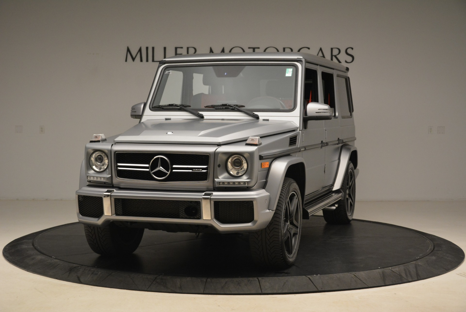 Used 2017 Mercedes-Benz G-Class AMG G 63 for sale Sold at Bentley Greenwich in Greenwich CT 06830 1