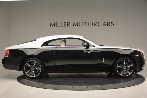 New 2016 Rolls-Royce Wraith for sale Sold at Bentley Greenwich in Greenwich CT 06830 9