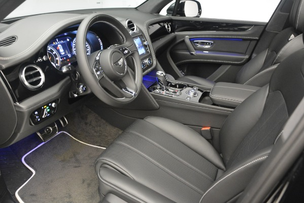 New 2019 Bentley Bentayga V8 for sale Sold at Bentley Greenwich in Greenwich CT 06830 17