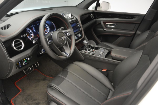 Used 2019 Bentley Bentayga V8 for sale Sold at Bentley Greenwich in Greenwich CT 06830 18