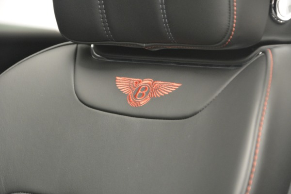 Used 2019 Bentley Bentayga V8 for sale Sold at Bentley Greenwich in Greenwich CT 06830 21