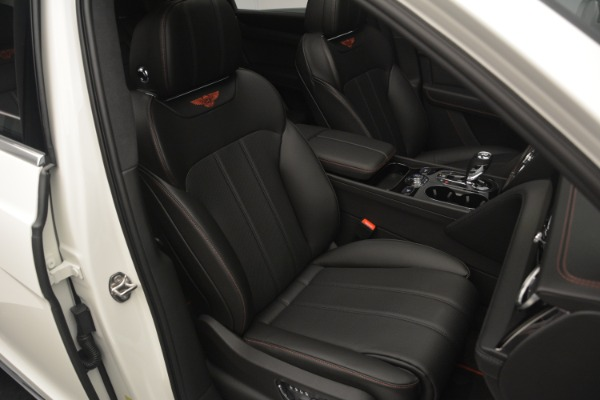 Used 2019 Bentley Bentayga V8 for sale Sold at Bentley Greenwich in Greenwich CT 06830 25