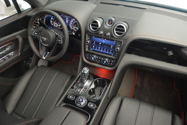 Used 2019 Bentley Bentayga V8 for sale Sold at Bentley Greenwich in Greenwich CT 06830 28