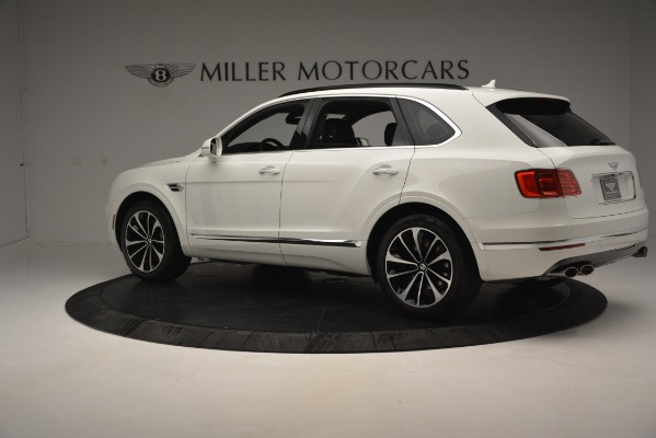 Used 2019 Bentley Bentayga V8 for sale Sold at Bentley Greenwich in Greenwich CT 06830 3