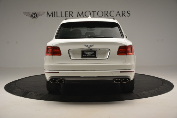 Used 2019 Bentley Bentayga V8 for sale Sold at Bentley Greenwich in Greenwich CT 06830 5