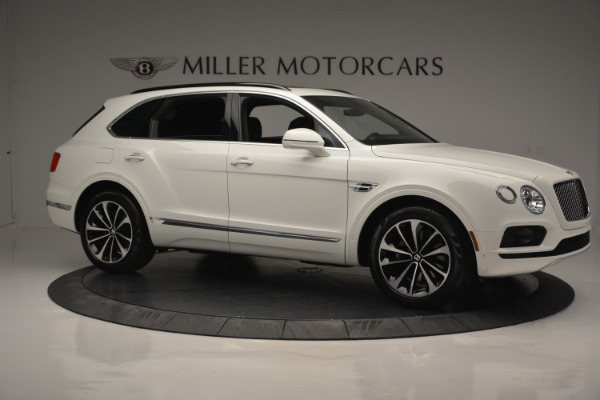 Used 2019 Bentley Bentayga V8 for sale Sold at Bentley Greenwich in Greenwich CT 06830 9