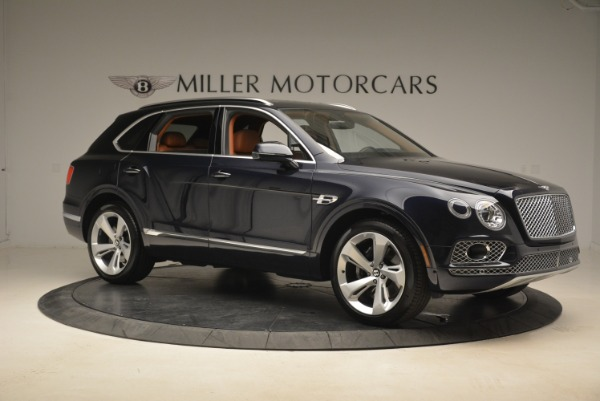 Used 2018 Bentley Bentayga W12 Signature for sale Sold at Bentley Greenwich in Greenwich CT 06830 10