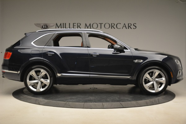 Used 2018 Bentley Bentayga W12 Signature for sale Sold at Bentley Greenwich in Greenwich CT 06830 9