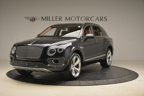 Used 2018 Bentley Bentayga W12 Signature for sale Sold at Bentley Greenwich in Greenwich CT 06830 1