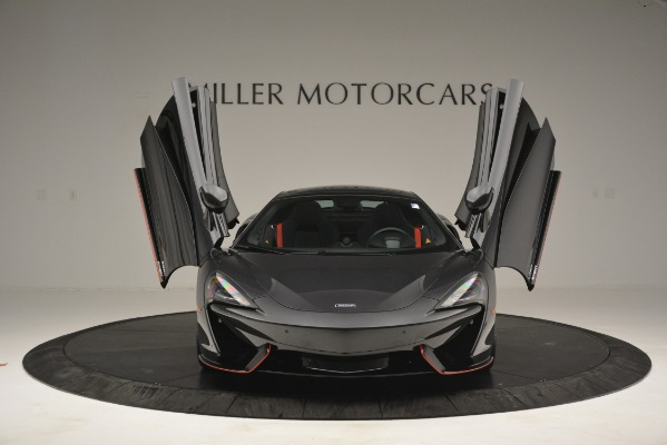 Used 2018 McLaren 570GT for sale Sold at Bentley Greenwich in Greenwich CT 06830 13