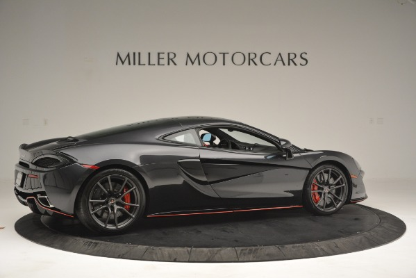 Used 2018 McLaren 570GT for sale Sold at Bentley Greenwich in Greenwich CT 06830 8