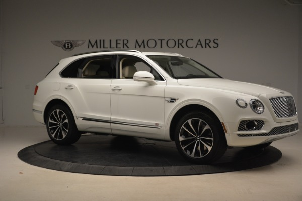 Used 2018 Bentley Bentayga Signature for sale Sold at Bentley Greenwich in Greenwich CT 06830 10