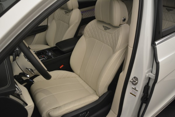 Used 2018 Bentley Bentayga Signature for sale Sold at Bentley Greenwich in Greenwich CT 06830 20