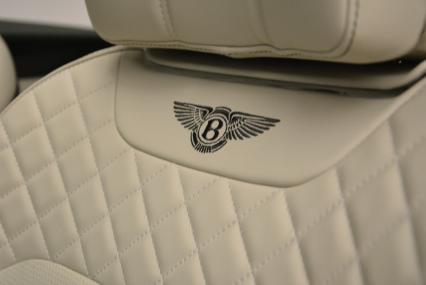 Used 2018 Bentley Bentayga Signature for sale Sold at Bentley Greenwich in Greenwich CT 06830 21