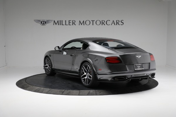 Used 2017 Bentley Continental GT Supersports for sale Sold at Bentley Greenwich in Greenwich CT 06830 5
