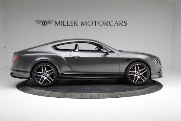 Used 2017 Bentley Continental GT Supersports for sale Sold at Bentley Greenwich in Greenwich CT 06830 9