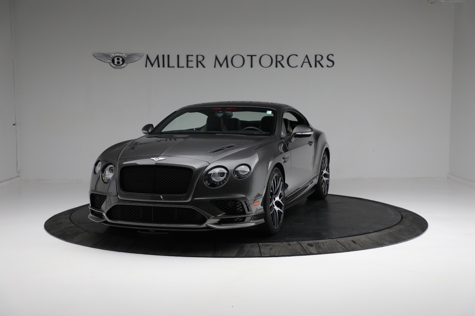 Used 2017 Bentley Continental GT Supersports for sale Sold at Bentley Greenwich in Greenwich CT 06830 1