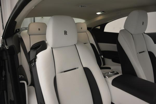 New 2016 Rolls-Royce Wraith for sale Sold at Bentley Greenwich in Greenwich CT 06830 17